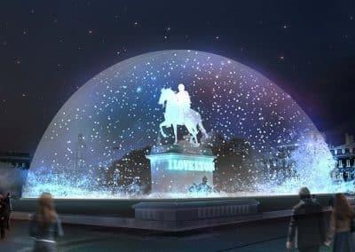 里昂灯节的起源_Fête des lumières de Lyon