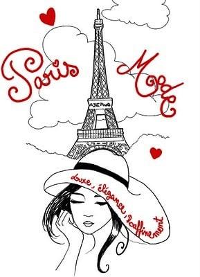 法国时装的历史_Histoire de la mode en France