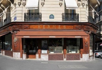 愛馬仕 HERMÈS _Magasin,_Avenue_George_V,_Paris_