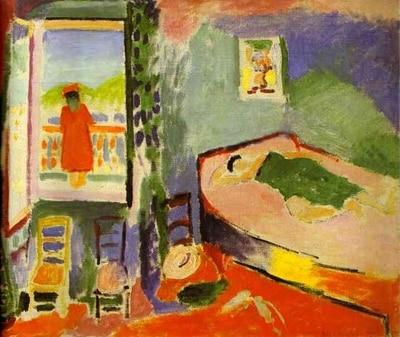 亨利·马蒂斯(法国画家)Henri Matisse