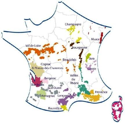 法国葡萄酒 Vin Français