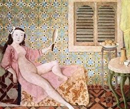 巴尔蒂斯 Balthus la chambre de turquie