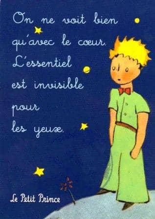 《小王子》Le Petit Prince - Antoine de Saint-Exupéry