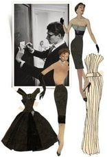 les_paper_dolls_伊夫·圣洛朗 Yves Saint-Laurent