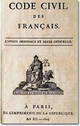法国民法典_Code Civil Français