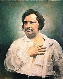 奥诺雷·德·巴尔扎克 Honoré de Balzac
