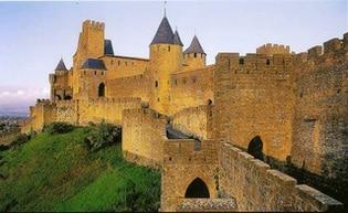 卡尔卡松城堡 Le Château de Carcassonne
