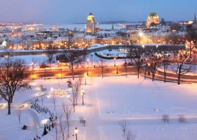 魁北克(加拿大魁北克城)Québec