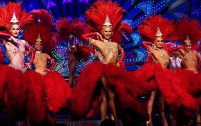 《激情与浪漫,当年法国红磨坊开业盛况》Le Moulin Rouge