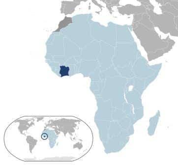 科特迪瓦 Côte d'Ivoire