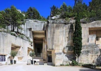 Carrieres-普罗旺斯地区莱博_Les Baux-de-Provence