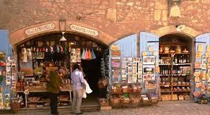 普罗旺斯地区莱博_Les Baux-de-Provence boutique