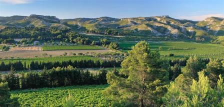 aoc-普罗旺斯地区莱博_Les Baux-de-Provence