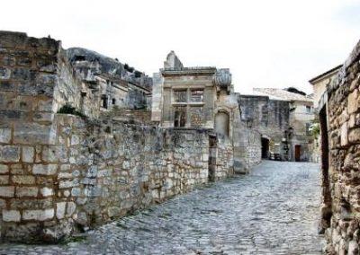 chateau-普罗旺斯地区莱博_Les Baux-de-Provence