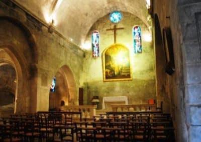 eglise_saint_vincent_普罗旺斯地区莱博_Les Baux-de-Provence