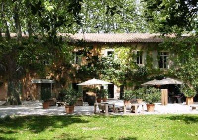 golf-普罗旺斯地区莱博_Les Baux-de-Provence