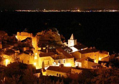 普罗旺斯地区莱博_Les Baux-de-Provence-bouches-du-rhone