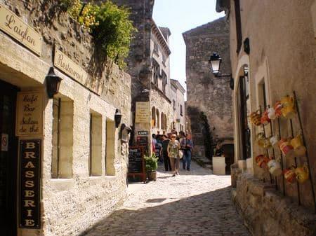 普罗旺斯地区莱博_Les Baux-de-Provence