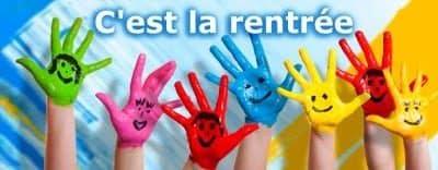 法语生活词汇_开学返校法语语法表达_La rentrée scolaire