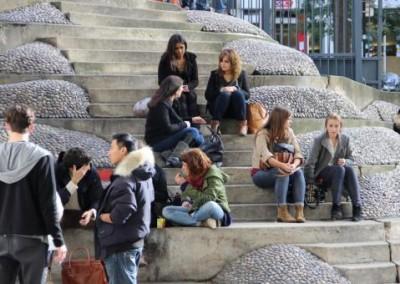 巴黎一大 Université de Paris I