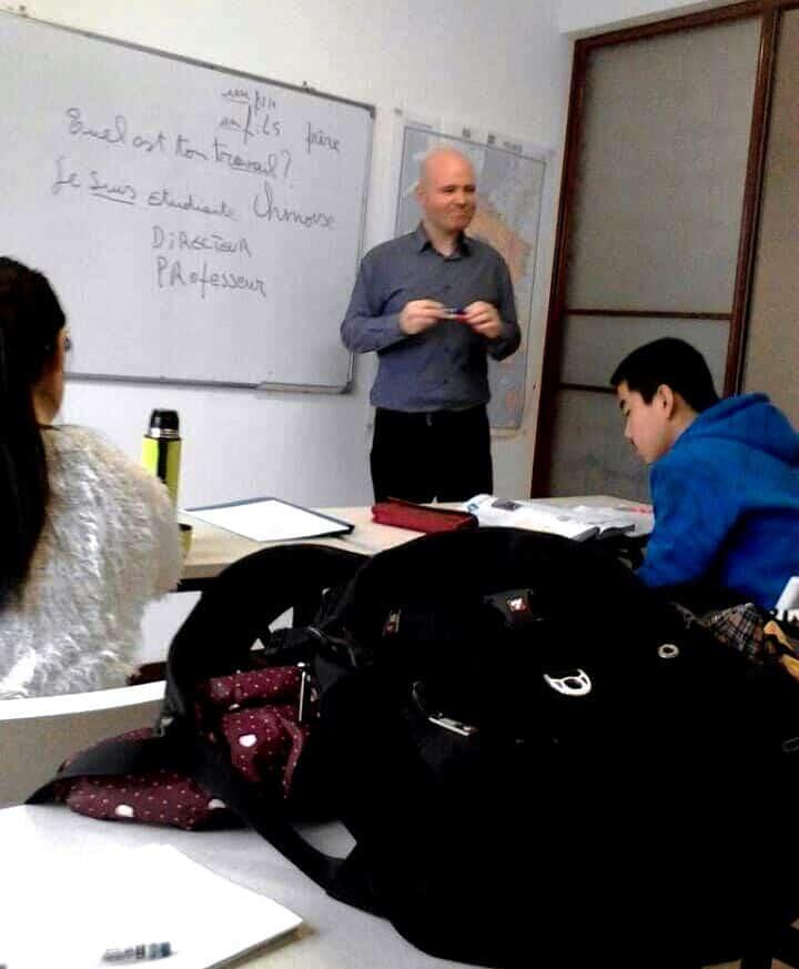 法语教师培训