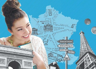 为什么留学法国?
