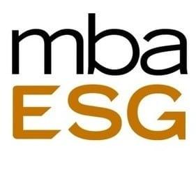 MBA ESG 高等管理硕士研究生院
