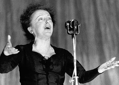 Edith Piaf即伊迪丝·琵雅芙
