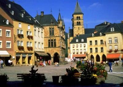 卢森堡大公国_Le Grand-Duché de Luxembourg