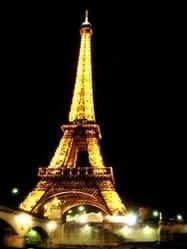 埃菲尔铁塔在哪?