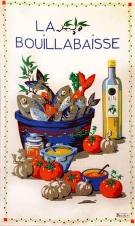馬賽魚湯 La Bouillabaisse