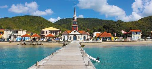 Fort-de-France-马提尼克岛 L'Ile de la Martinique