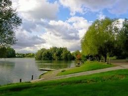 鹭鸟湖 Lac du Héron