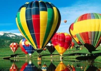 孟格菲兄弟 Les frères Montgolfier-montgolfiere