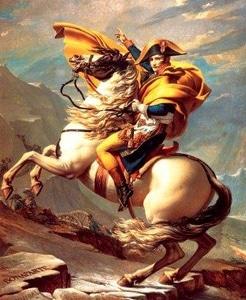 拿破崙·波拿巴_拿破崙生平_百日政權Napoléon Bonaparte_Les Cent-Jours