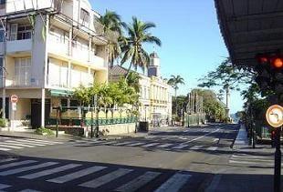 Saint-denis 留尼汪岛_L'île de la Réunion