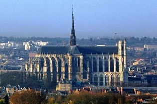 亚眠 Amiens