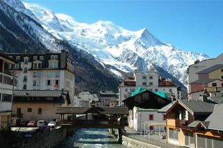 勃朗峰 Le Mont Blanc
