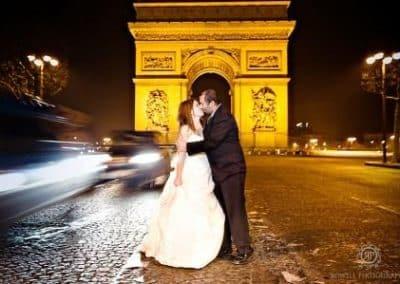 champs-elysees-巴黎凯旋门_Arc de Triomphe de l'Étoile