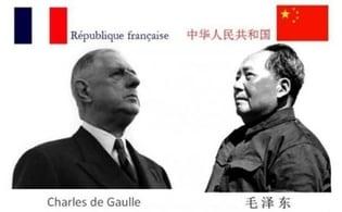 "即夏尔·戴高乐 Charles de Gaulle ""政治生涯""-chine-1"