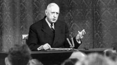 "general_即夏尔·戴高乐 Charles de Gaulle ""政治生涯"""