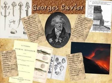 乔治·居维叶 Georges Cuvier