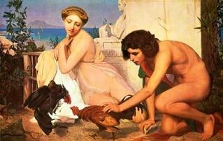 讓-里奧·傑洛姆 Jean-Léon Gérôme