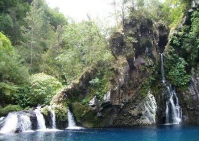 留尼汪岛_L'île de la Réunion-Cascade