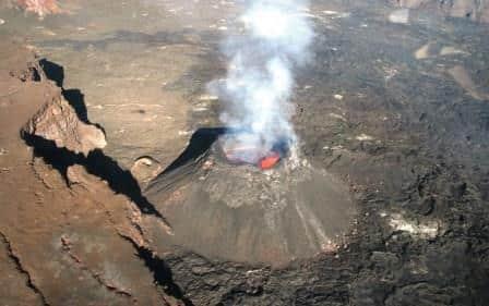 留尼汪岛_L'île de la Réunion_ volcan