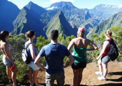 留尼汪岛_L'île de la Réunion_randonnee