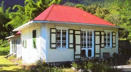 maison_creole_留尼汪岛_L'île de la Réunion