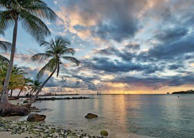 马提尼克岛 L'Ile de la Martinique-plage-des-boucaniers