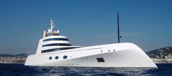 菲利普·斯达克_Philippe Starck-megayacht-