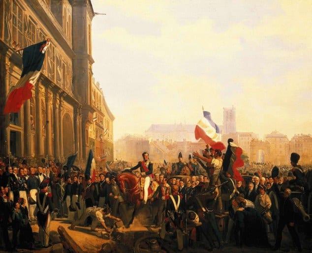 巴黎歷史 Histoire de Paris